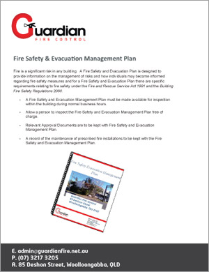 Fire Safety & Evacuation Management Plan